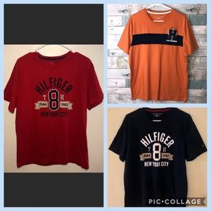 Tommy Hilfiger Bundle of 3 Men's T-Shirts Size L